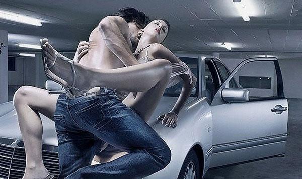 с секс машинами женщина мужчина