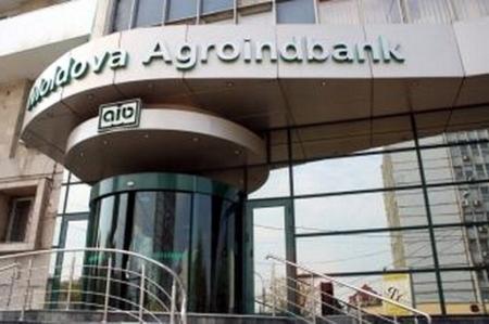 Situatie alarmanta la Moldova Agroindbank: 7 firme necunoscute au preluat actiuni. Banca acuza statul