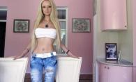 Fata Barbie tine cea mai PERICULOASA DIETA din lume. Afla cu ce a ajuns sa se hraneasca