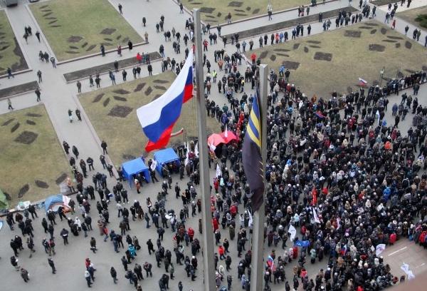 Criza in Ucraina. ULTIMATUMUL dat fortelor ucrainene, infirmat. SUA au suspendat cooperarea militara cu Rusia