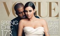 Kim Kardashian si Kanye West, parodiati dupa aparitia in Vogue! Imaginile sunt haioase - FOTO