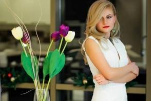 Tatiana Spanu, la shopping in magazinul Zorile. Ce pereche de incaltaminte si-a ales - VIDEO