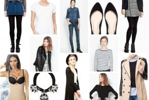 13 haine si accesorii pe care orice femeie trebuie sa le aiba in garderoba - FOTO