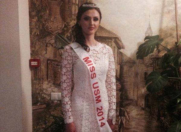 Cristina Bordei, Miss USM 2014. Uite cum aratau celelalte pretendente la coroana - VIDEO
