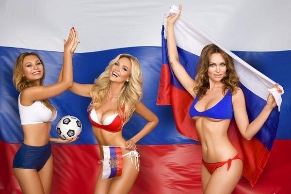 Сексуальные девушки россии фото