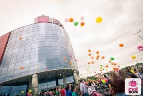 La Shopping MallDova, peste 30.000 de persoane au calatorit in lumea copilariei - VIDEO