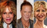 Si-au mutilat chipul! Ele sunt starurile de la Hollywood care au exagerat cu operatiile estetice - FOTO