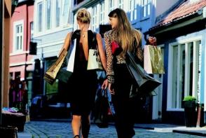 Poarta haine comode la cumparaturi! Cum sa te imbraci la shopping - FOTO