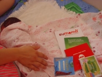 Pentru siguranta copilului tau! Stain Expert, alaturi de fiecare nou nascut in Moldova - FOTO
