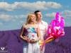 1 luna de fericire! Vezi prima poza cu fetita Korneliei si a lui Marcel Stefanet si afla cand va fi botezul