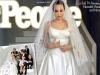 Angelina Jolie, superba in rochia de mireasa Atelier Versace! Prima fotografie de la nunta a fost facuta publica