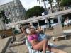 Dianna Rotaru si mama ei, sexy la plaja! Care dintre cele doua arata mai bine in costum de baie - FOTO