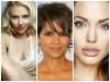 Angelina Jolie, Halle Berry si Scarlett Johansson, top 3 cele mai sexy aparitii nude intr-un film - FOTO