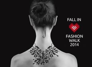 """Sustine producatorul autohton! Shopping Malldova, partener general al """"Fall in love"""" Fashion Walk 2014"""