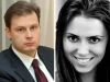 Chiril Lucinschi si Natalia Morari, la prima aparitie in cuplu? Cei doi au mers impreuna aseara la o nunta