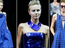 Brandul Emporio Armani, criticat pentru modelele anorexice trimise pe podium - FOTO