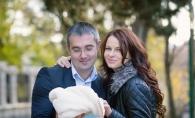 Sergiu Sirbu a facut cumetria fetitei sale, Amina! Ce invitati cu buzunar mare au venit la petrecere