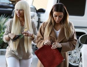Cea mai buna prietena a lui Kim Kardashian, aparitie soc la un eveniment! A venit aproape goala - FOTO