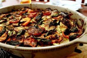 Ratatouille, spectacolul legumelor din farfuria ta