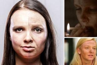 Vrei sa afli cum ai arata dupa 20 de ani de fumat? Poti vedea transformarea pe un site special