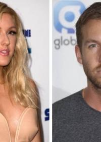 """Calvin Harris si Ellie Goulding au lansat videoclipul pentru piesa """"Outside""""! Vezi aici imaginile - VIDEO"""