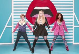 "Meghan Trainor revine cu un nou single insotit de videoclip dupa succesul All About That Bass! Asculta aici ""Lips Are Moving"""