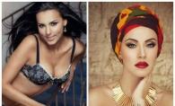 Iubita lui Stefan Banica jr, geloasa pe Nicoleta Nuca? Cum o plagiaza pe basarabeanca de la X Factor - FOTO