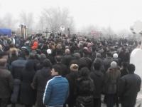 Ion Butmalai, condus pe ultimul drum. Sute de oameni au venit sa-si ia ramas bun - FOTO