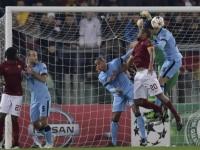 Manchester City s-a calificat in optimile Ligii Campionilor, dupa ce a invins-o pe AS Roma