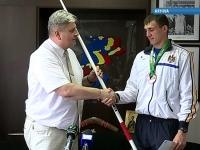 Andrian Mardare, desemnat Tanarul Talent al anului de Federatia de Atletism. Cine este cel mai bun atlet