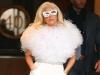 Chilotei de bunicuta! Lady Gaga a lasat la vedere mai mult decat ar fi trebuit - FOTO
