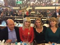 Elena Udrea, langa Traian Basescu in berarie! Vezi ce i-a cantat fostului presedinte - FOTO/VIDEO