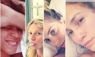 Vedete fara make-up pe Instagram! Iata cum arata cand se trezesc dimineata - FOTO