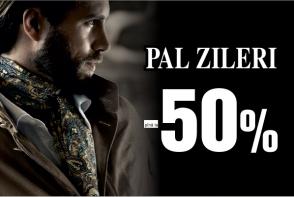Pana la 50% reducere la Pal Zileri сasual