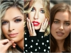 Rusoaicele, nemachiate: Cum arata Vera Brejneva, Ksenia Sobchak si Irina Shayk fara machiaj - FOTO