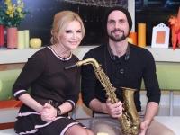 A scos la licitatie tot zaharul din casa, ca sa-si cumpere un saxofon de mii de euro! Cati bani a reusit sa adune Alexandru Arcus - VIDEO