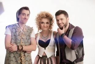 Sunt siguri ca merita sa ajunga la Viena! Trupa Doredos si-a prezentat piesa pentru Eurovision, in studioul ProFM - VIDEO