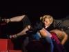 Cat pe ce sa-si rupa gatul! Madonna a cazut de pe scari la Brit Awards - VIDEO