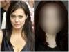 Presa din Romania zice ca e sosia Angelinei Jolie! Ce zici, seamana moldoveanca cu celebra actrita?