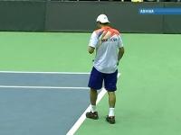Un nou succes pentru Radu Albot: A ajuns in finala unui turneu Challenger din India