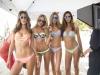 In culise, alaturi de modelele Victoria's Secret! Cum se distreaza fetele in spatele camerelor - FOTO