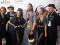 Participantii Eurovisionului, indignati de rezultatul concursului. Cum au protestat decizia juriului - VIDEO