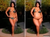 Cum ar arata vedetele daca ar fi grase! Photoshop incredibil - FOTO