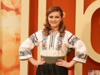 Descoper-o pe Mihaela Tabura, tanara moldoveanca care a cucerit publicul cu vocea ei. Ce spune despre colaborarea cu