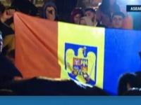 Tricolor imens si sute de lampioane. Cum a fost sarbatorita implinirea a 97 de ani de cand Basarabia s-a unit cu Romania