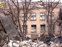 Criza in Ucraina. Luptele nu contenesc in estul tarii nici pentru o zi: Mai multe persoane, ranite, iar cateva localitati, distruse
