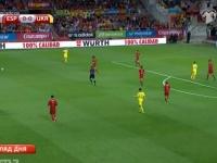 Show in preliminarii. Favoritele s-au impus: Spania a invins-o la limita pe Ucraina, iar Anglia a umilit-o pe Lituania
