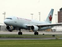 Un Airbus A320 al Air Canada a iesit de pe pista in Halifax: Cel putin 23 de persoane, transportate la spital