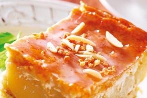 Placinta cu mere si sos de rosii