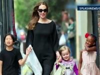 Familia Angelina Jolie - Brad Pitt este pe cale sa se mareasca. Cuplul va adopta al saptelea copil, din Siria